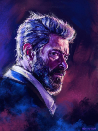 Wolverine from Mister69M