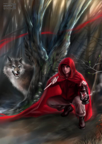 Little Red Riding Hood from Daniel Kordek