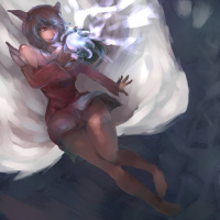 Ahri from a2bye