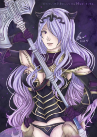Camilla from Ellie エリー