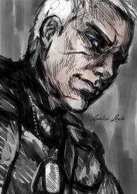 Soldier: 76 from Ambellinaleander