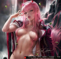 Zero Two from Stanley Lau