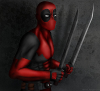 Deadpool from cleolith