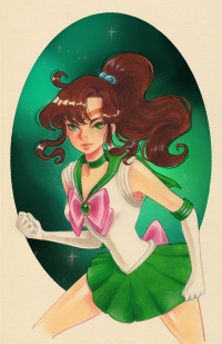 Sailor Jupiter from Watertae