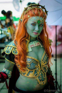 Ely Renae as Ganondorf