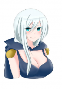 Ashe from mint彡