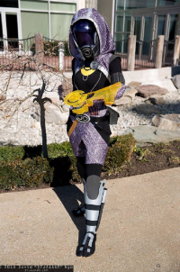 Ayimera Design as Tali'Zorah nar Rayya