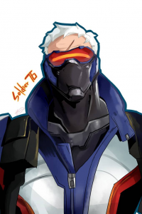 Soldier: 76 from Abus Igai