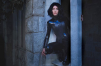 Maid Of Might Cosplay as Selene