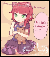 Annie from chanseven