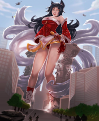 Ahri from Angelgts
