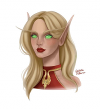 Blood Elf from Gabiuliana