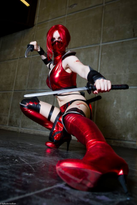 LuceCosplay as Skarlet