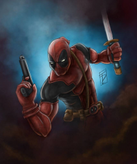 Deadpool from Tommy Dalston