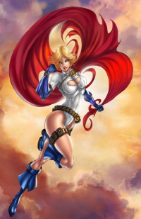 Power Girl from Jamietyndall