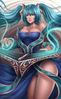 Sona from Flowerxl