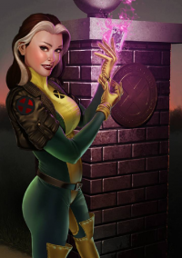Rogue from Casey Heying