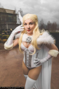 Candy Valentina as Emma Frost