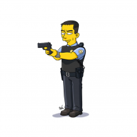Will Gorski/The Simpsons from Adrien Noterdaem