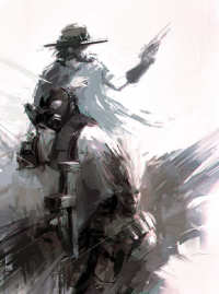 Junkrat, Roadhog, McCree from Alex Chow