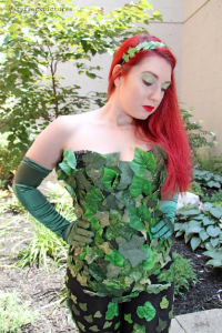 Cruellatrix Cosplay as Poison Ivy