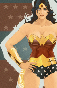 Wonder Woman from Andrew Griffith