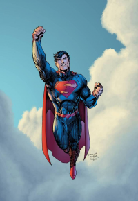 Superman from Jeremiah Skipper