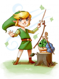 Link from Aeridis