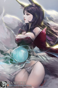 Ahri from bamuth