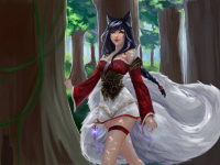 Ahri from Ly Thai