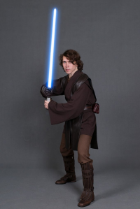 Skavarotker as Anakin Skywalker