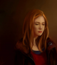 Amy Pond from vishe