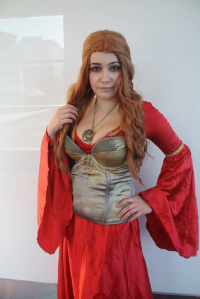 Gibson's Geeky Gadzookery as Cersei Lannister