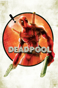 Deadpool from smallesthing