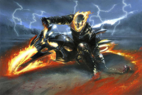 Ghost Rider from bluevengeace