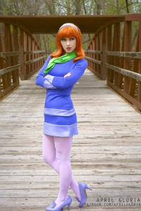 April Gloria as Daphne Blake