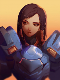 Pharah from ASK