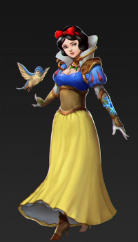 Snow White from Zoma Yuan