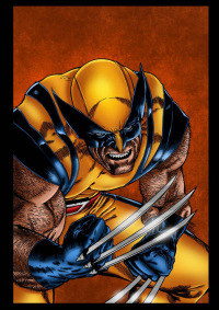 Wolverine from Jay Stinson