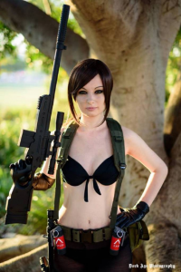 Ally Auer as Quiet