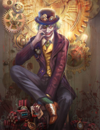 The Joker from Yang Fan