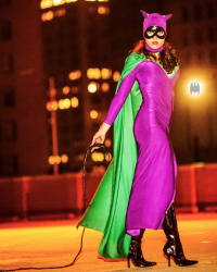 Holland Tayloe Gedney as Catwoman