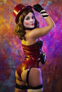 Candy Valentina as Mad Moxxi