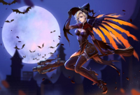 Mercy/Witch from 黑御