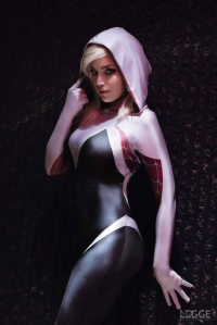 Destiny Nickelsen as Spider Gwen