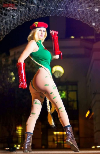 Az Powergirl as Cammy White