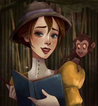 Jane Porter from Pastel-le
