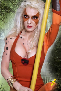 Kristen Hughey as Cheetara