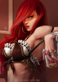 Miss Fortune from Souracid