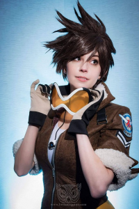 Sheena Duquette as Tracer